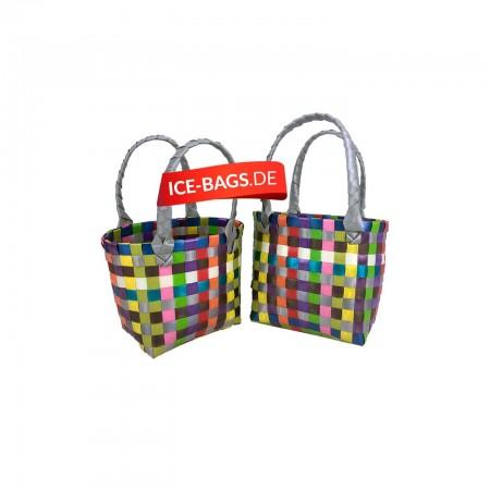 5014-17 Kinderkorb original Witzgall Shopper - ICE-BAG bunt