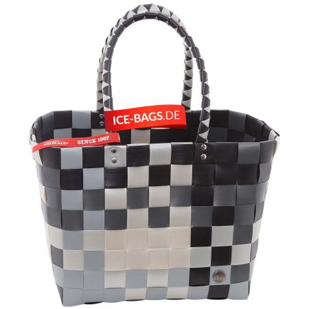 5010-52 ICE-BAG - Original Witzgall Taschen grau/silbergrau