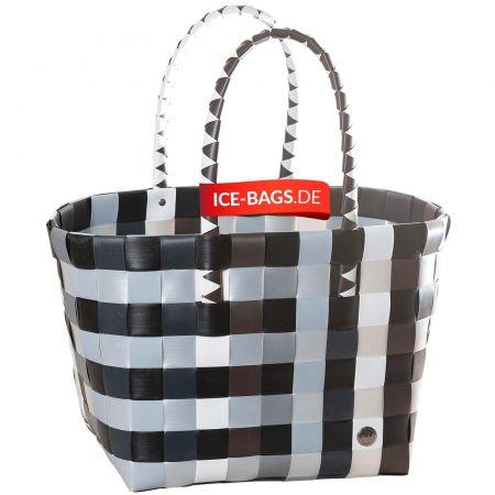 Witzgall Shopper Tasche Klassiker ICE-BAG 5010-16 Einkaufstasche Einkaufskorb Kunststoff bunt karriert
