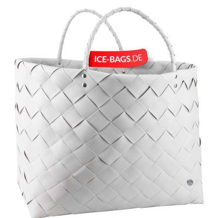 """ICE-BAG 5006-23 """"Big-City"""" Shopper Tasche xxl - weiß"""