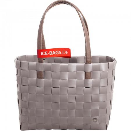 5030-52 Chic Shopper Ice-Bag - beige unicolor mit Schulterhenkel
