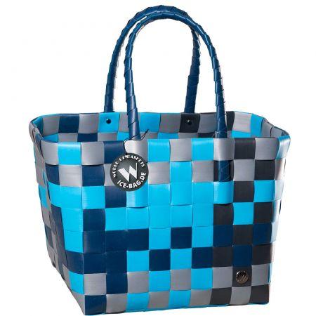 blaue Witzgall Tasche Shopper Klassiker ICE-BAG 5010